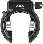Rahmenschloss Axa Solid  schwarz Rahmenbefestigung Schlüssel nicht abzieh