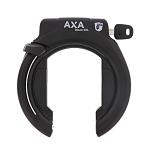 Rahmenschloss Axa Block XXL schwarz Schlüssel nicht abziehbar
