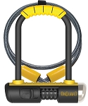 Bügelschloss Onguard Bulldog Mini DT 8015C  90 x 140mm,  Ø 13mm, mit Halter