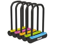 Bügelschloss Onguard Neon 8154 115x230mm, farbl. sortiert min VE 5