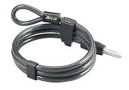 Einsteckkabel Axa RLE für Defender Kabellänge 150cm,Ø10mm,inkl. Klickhalter