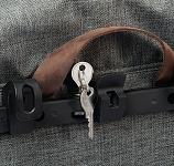 Secureit Sidebag Racktime Schloss einzeln (mit 2 Schlüsseln)