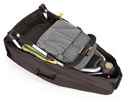 Transporttasche mit Rollen Burley für Solstice