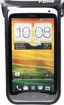 Smartphonetasche T-One Akula II PU, schwarz, wasserdicht, 148x75x10mm