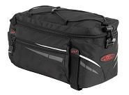 Gepäckträger-Tasche Norco Idaho Active schwarz,  31x17x20cm, ca. 530g 0248AS
