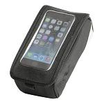 Smartphone-Tasche Norco Boston schwarz,8x11x19cm,ca.140g  0285SB