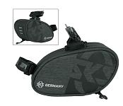 Satteltasche SKS Traveller Click 800 schwarz, 170x95x90mm 135g 0,8L