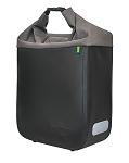 Racktime Seitentasche Donna onyxschwarz/basaltgrau