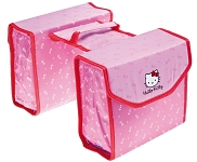 Doppelpacktasche Hello Kitty B 230xH 200xT 80mm, pink mit Motiv