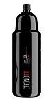 Trinkflasche Elite Crono TT Aerobottle schwarz, 400 ml für Halter Crono TT
