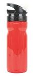 Trinkflasche Zefal Trekking 700 700ml, rot transparent