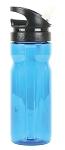 Trinkflasche Zefal Trekking 700 700ml, blau transparent