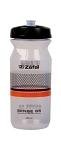 Trinkflasche Zefal Sense M65 650ml/22oz Höhe 193mm transp.(sw/orange)