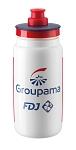Trinkflasche Elite Fly Teams 550ml, FDJ Groupama