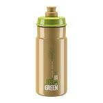 Trinkflasche Elite Jet Green 550ml, grün/braun