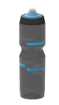 Trinkflasche Zefal Magnum Pro 975ml, smokedblack/blue/grey