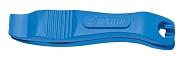Reifenheber Unior 2-teilig, blau, 1657BLUE
