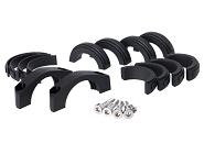 BOSCH Montage-Kit f Displayhalter 2014,4 Klmschr.,2 Schlln,4 Blckrschr.