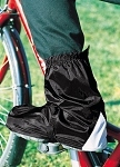 Fahrradgamaschen Hock Gamas schwarz Gr.S= 38-38,5  knöchellang