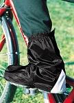 Fahrradgamaschen Hock Gamas schwarz Gr.L= 42-45  knöchellang