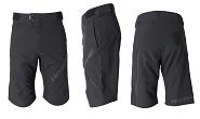 Shorts Haibike Ryan Unisex schwarz, Größe XL