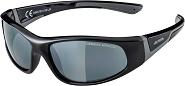 Sonnenbrille Alpina Flexxy Junior Rahmen sw/grau Glas Keramik sw versp. S3