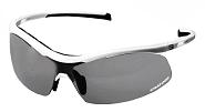 Sonnenbrille Cratoni C-Shade weiß matt, Glas photochromic