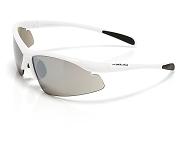 XLC Sonnenbrille Malediven SG-C05 Rahmen weiß Gläser rauch