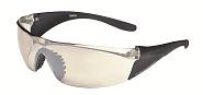 Sonnenbrille Cratoni Temper schwarz matt, Glas transparent