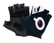 Handschuhe Dark 2.0 Wowow reflektierend grau/gelb  Gr. M