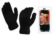 Handschuhe Heat²  men schwarz unisize