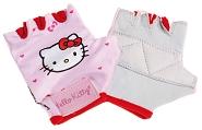 Handschuhe Hello Kitty unisize, pink mit Motiv
