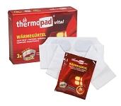 Wärmegürtel Thermopad 3er Box  S-XL (Stretch/Klett)