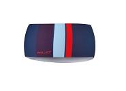XLC Stirnband BH-H05 dunkelblau/lila/rot