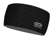 Headband P.A.C. Merino Total Black