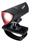 LED-Helmlampe Sigma Buster 700HL schwarz