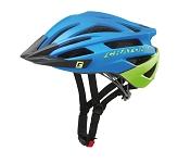Fahrradhelm Cratoni Agravic (MTB) Gr. S/M (54-58cm) blau/lime matt