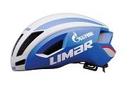 Fahrradhelm Limar Air Speed Gazprom Team Replica Gr.L (57-61cm)