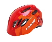 Fahrradhelm Limar Kid Pro S ghost red  Gr.S (46-52cm)