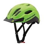 Fahrradhelm Cratoni C-Classic (City) Gr. L/XL (58-61cm) neongrün/schwarz matt