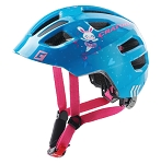Fahrradhelm Cratoni Maxster (Kid) Gr. S/M (51-56cm) Hase/blau glanz