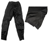 Regenhose Hock Rain Pants-Basic uni/schwarz, bis 165cm