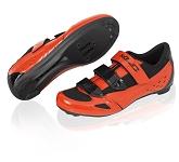 XLC Road-Shoes CB-R04 rot/schwarz Gr. 43