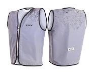 Sicherheitsweste Wowow Schlamm Jacket für Kinder voll reflektierend Gr.L