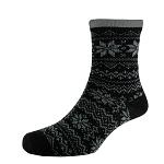 Socken Heat²  Deluxe Cabin women schwarz/grau Gr.35-42