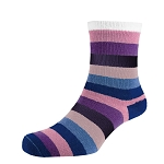Socken Heat²  Deluxe Cabin women stripede  Gr.35-42