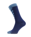 Socken SealSkinz Warm Weather Mid Length Gr.S (36-38) navy blau wasserdicht