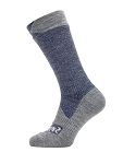 Socken SealSkinz All Weather Mid Length Gr.M (39-42)  navy/grau