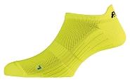 Socken P.A.C. Active Footie Short SP 1.0 men neon yellow Gr.40-43