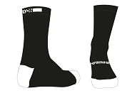 Socke Haibike FLYON schwarz, Größe 43-46